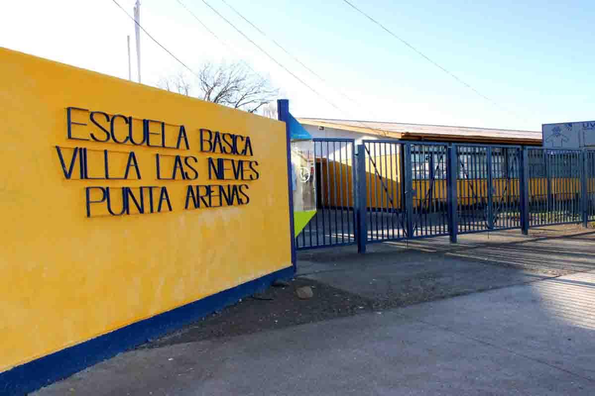 Se retrasa el ingreso de los alumnos de 7° y 8° básico de la Escuela Villa Las Nieves por remodelación y mejoramiento de sector nt1 y nt2 del establecimiento