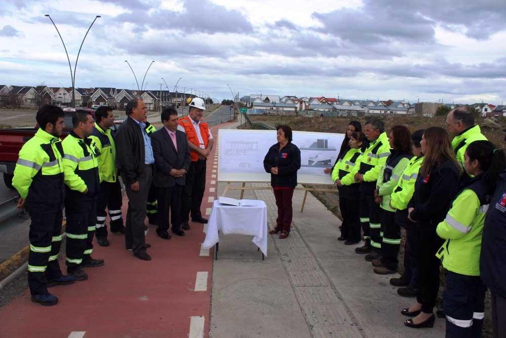 Se inicia construcción de moderno Centro Regulador para SAMU Magallanes