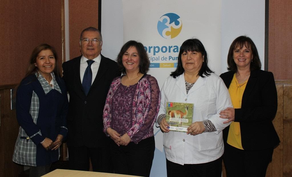 Profesores publican en Punta Arenas libro «Conozcamos los ambientes del Parque Torres del Paine»