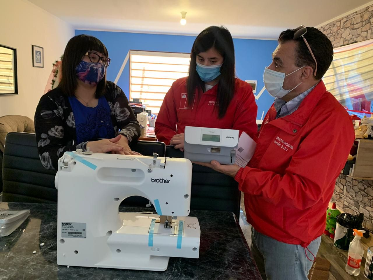 Programa de emergencia del FOSIS Magallanes apoya a pequeños emprendedores puntarenenses