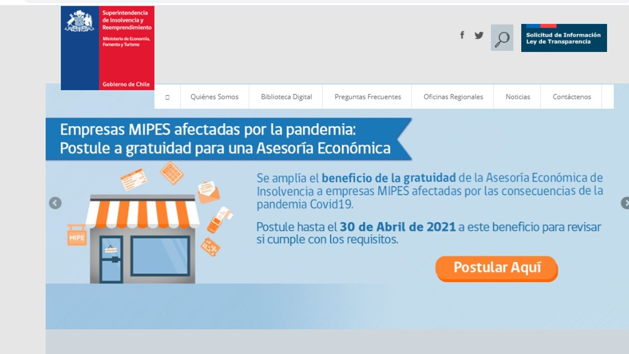 ¿MIPE sobreendeudada? Asesoría Económica de Insolvencia Gratuita (AEIG) en tiempos de COVID-19