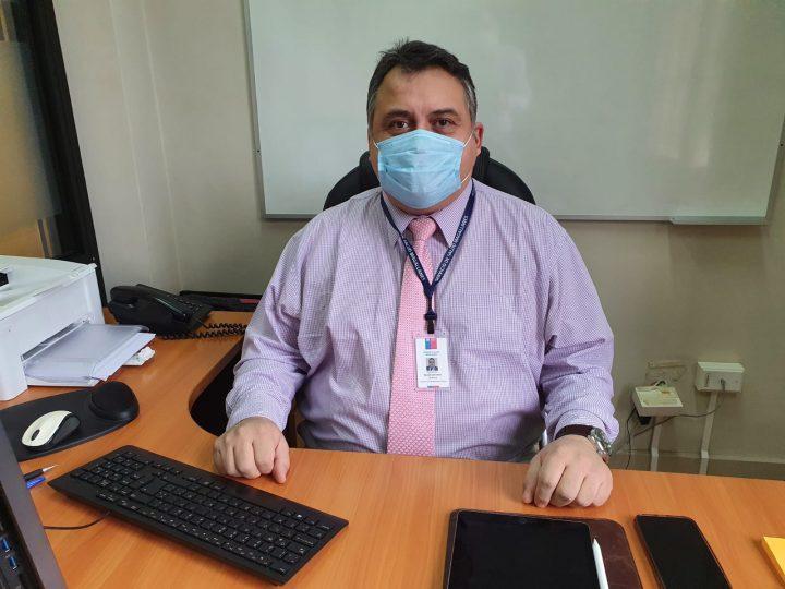 Dr. Ricardo Castro Díaz asumió la Subdirección de Atención Primaria del Servicio de Salud Magallanes