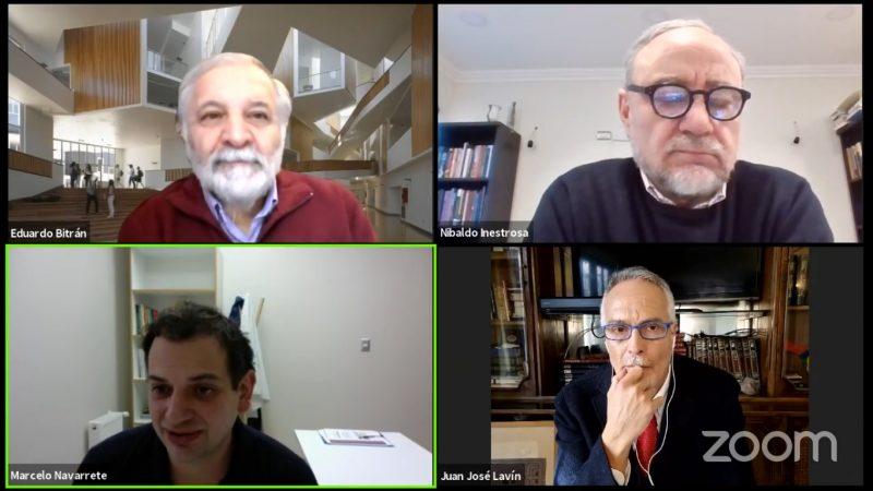 """Dr. Marcelo Navarrete: """"La pandemia nos demostró la necesidad que hay de tener una base de desarrollo científico"""""""