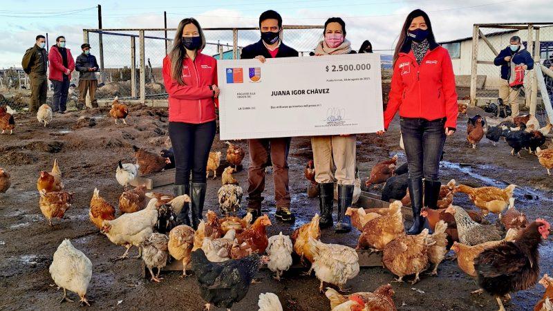 Fondos de SernamEG Magallanes buscan apoyar a 116 emprendedoras de la región