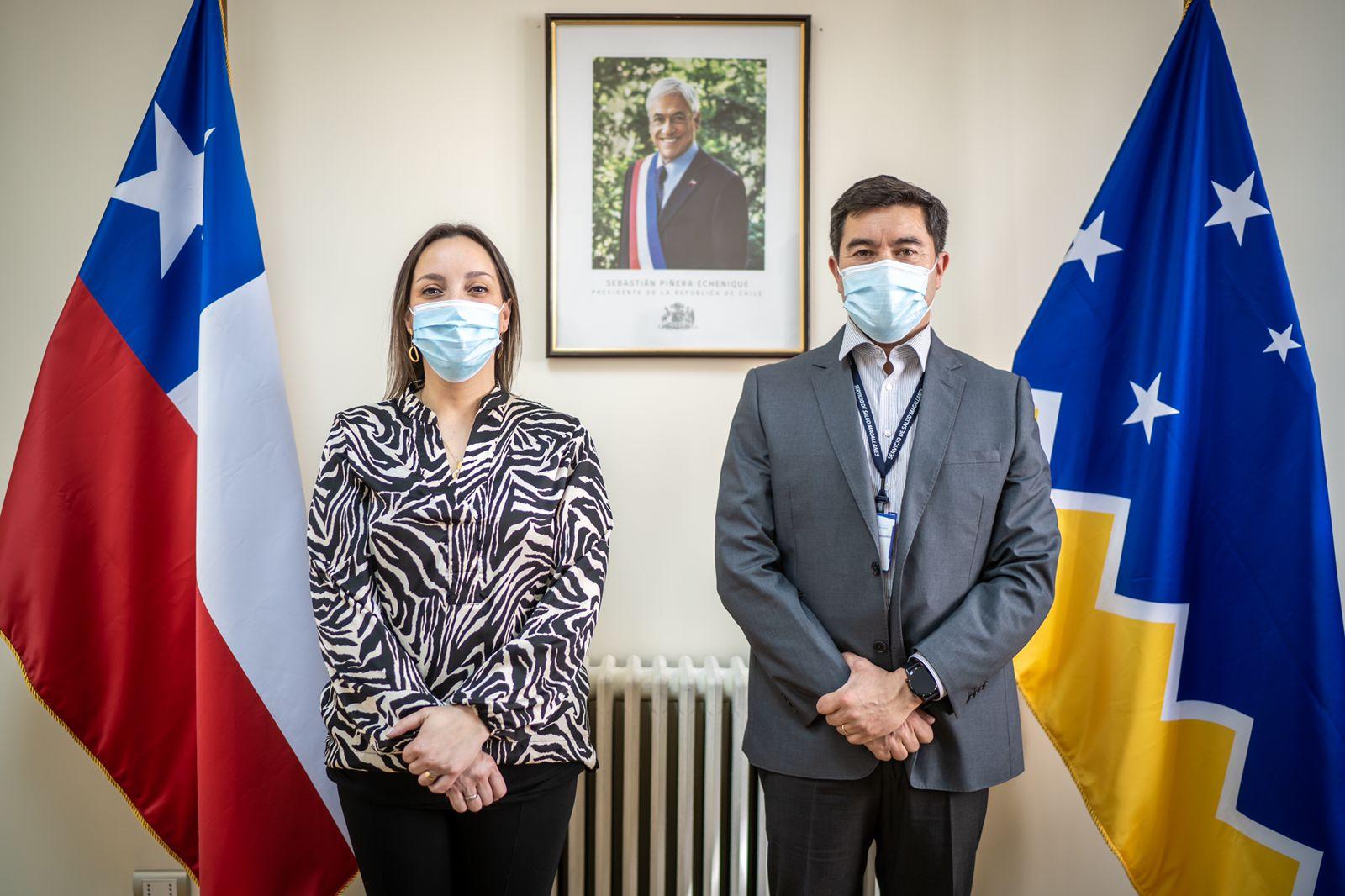 Ricardo Contreras asume como nuevo director (s) del Servicio de Salud Magallanes