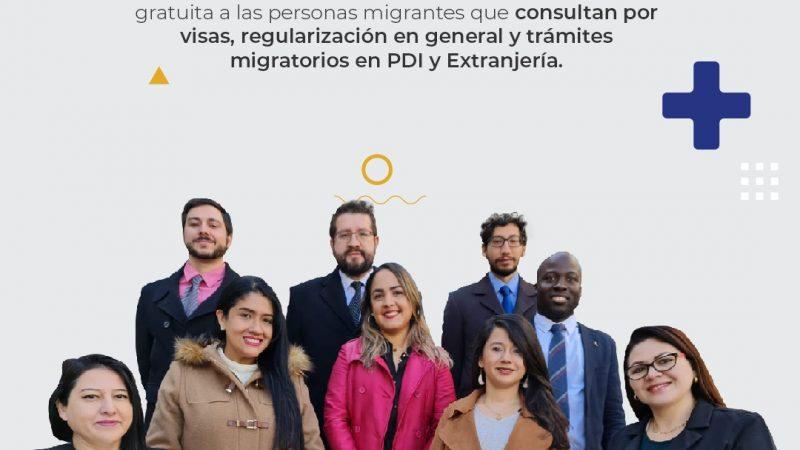 Del 21 al 24 de septiembre: campaña de información y asesoría jurídica gratuita para migrantes se realizará en Magallanes