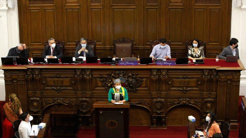 Convención Constitucional inició trabajos de redacción de la nueva Constitución