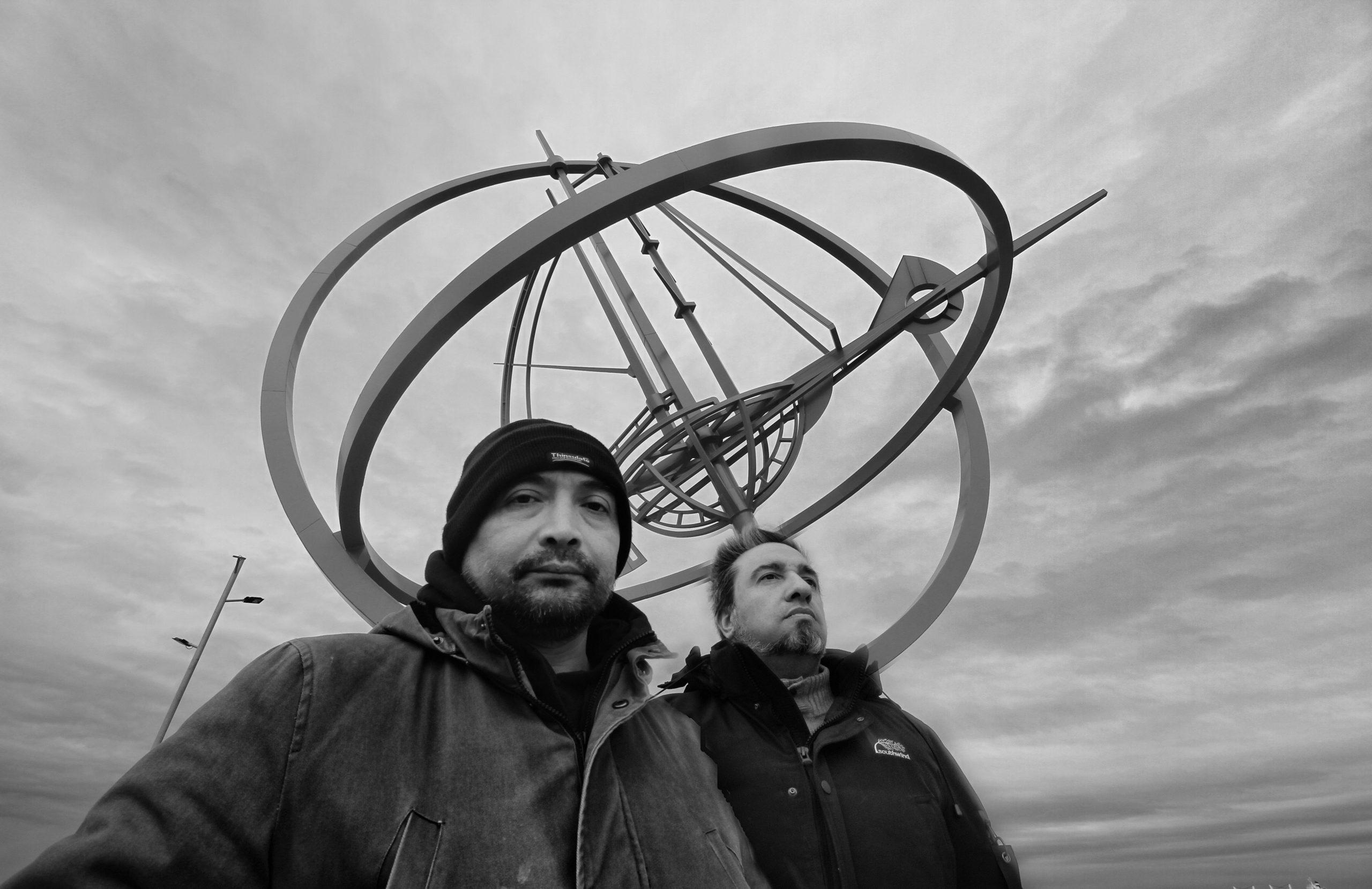 Dúo LLUVIA ÁCIDA presentará su disco «Archipiélago Coloane» en el Centro Cultural de Punta Arenas